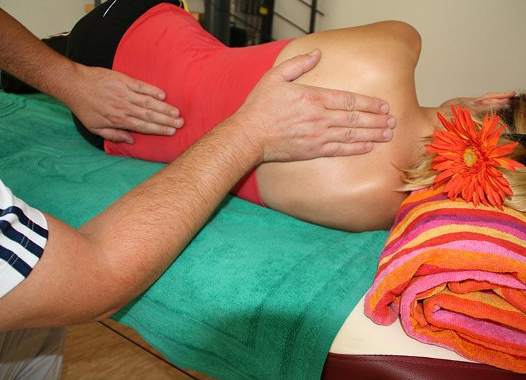 Chiropratica e massaggio