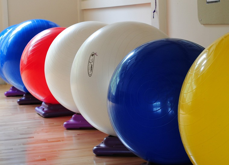 Fitball, a cosa serve