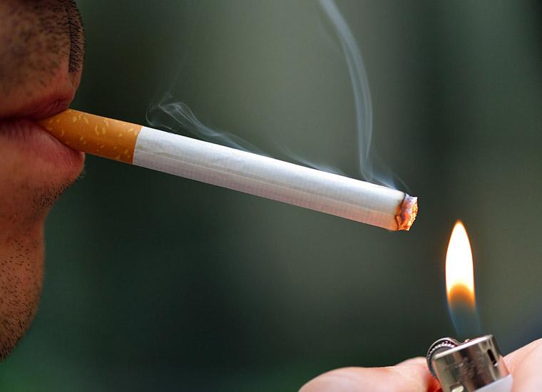 Danni del fumo e sigarette