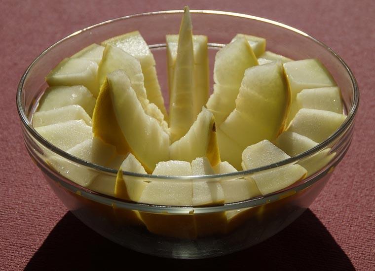 Melone giallo, calorie e proprietà