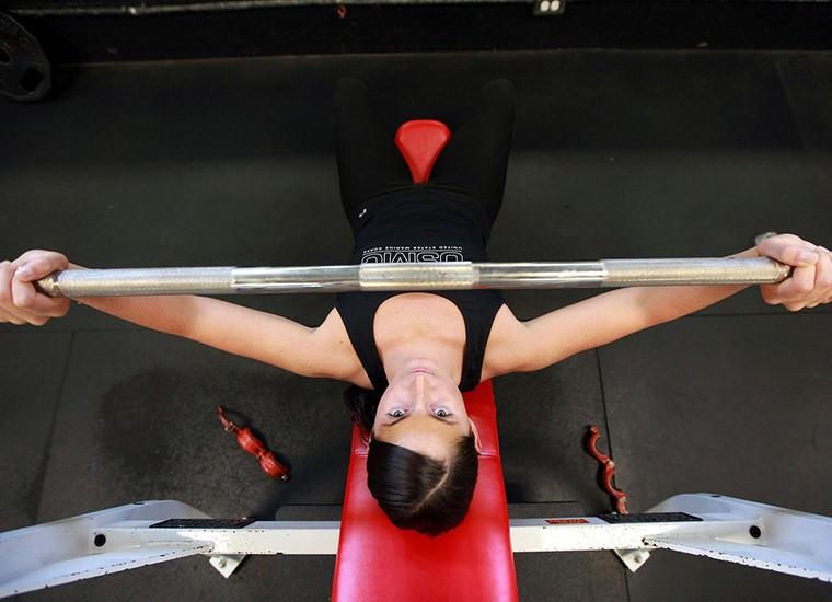 Pettorali, allenamento ed esercizi