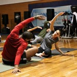 Pilates in palestra