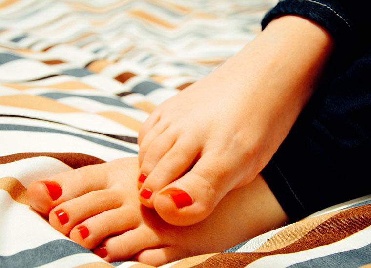 Podologia e cura dei piedi