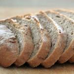 Pane realizzato con farina di kamut