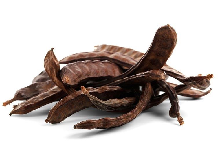 Carruba, proprietà curative e calorie