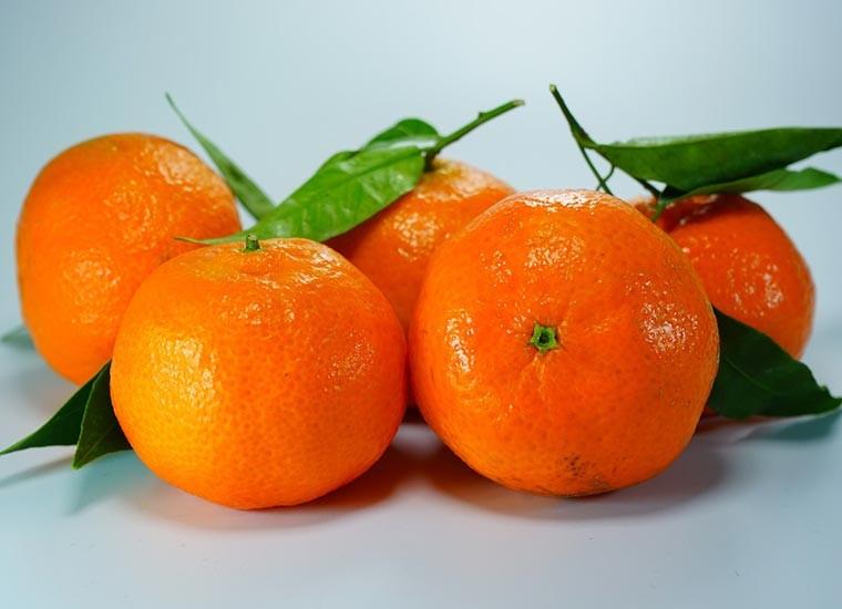Mandarino, calorie e proprietà nutrizionali