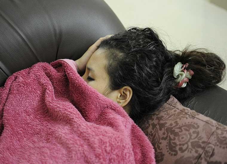 Sudorazione notturna, cause e cosa fare