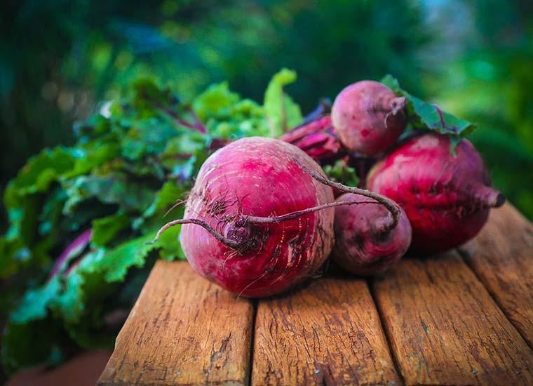 Barbabietola: calorie e proprietà nutrizionali