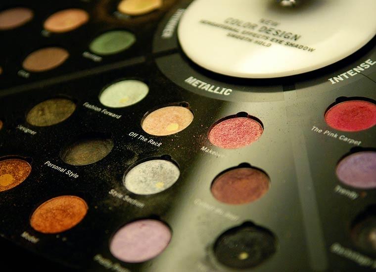 Biossido di titanio in cosmetica