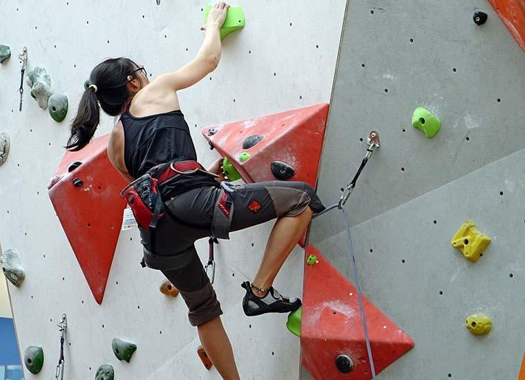Bouldering: cos'è e come si pratica