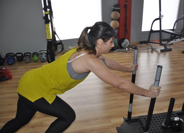 Crossfit: esercizi e allentamenti per tutti