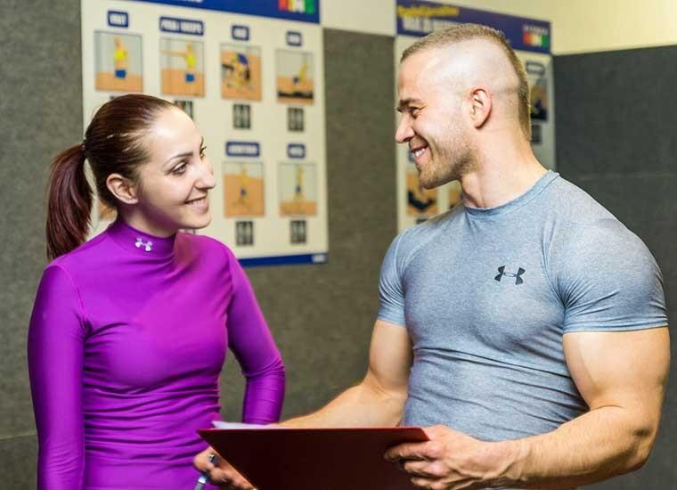 Definizione muscolare: allenamento e consigli