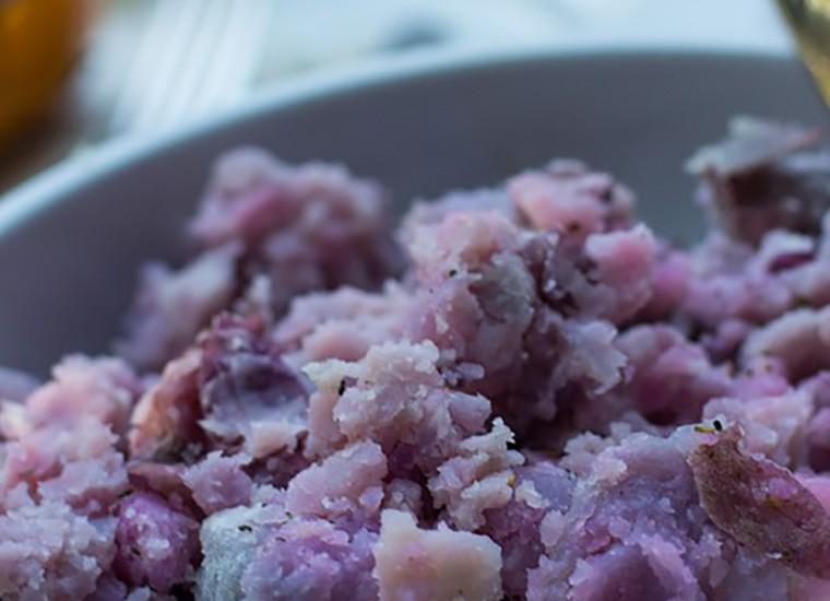 Patata viola: valori nutrizionali e benefici