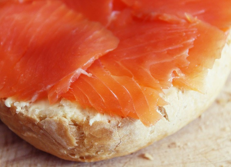 Salmone affumicato: valori e benefici