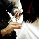 tagli di capelli fronte bassa