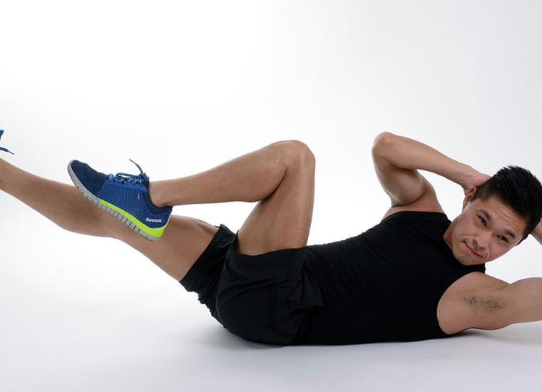 Esercizi addominali per chi ha problemi di schiena