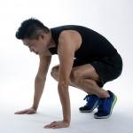 esercizi gambe corpo libero