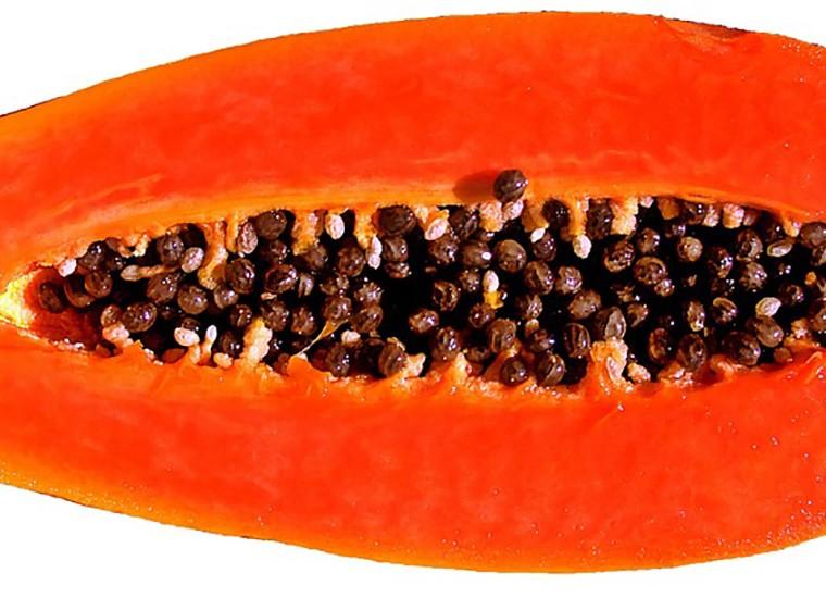 Papaya: proprietà e calorie
