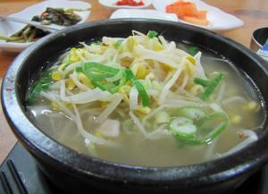 ricette germogli di soia