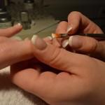 ricostruzione unghie tip