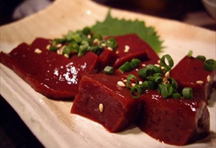 La carne di fegato come fonte di ferro e vitamina A
