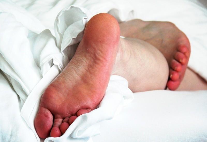 L'occhio di pernice, un fastidioso problema tra le dita dei piedi