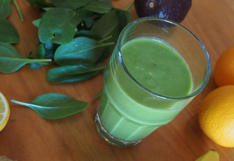 Frullati e centrifugati di frutta e verdura per dimagrire e depurare l'organismo