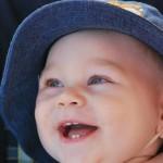 Primi dentini neonato