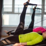pilates esercizi base