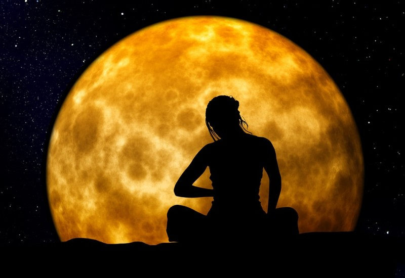 Saluto alla luna, benefici e sequenza