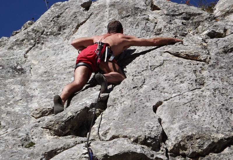 Allenamento per Free Climbing, quali esercizi