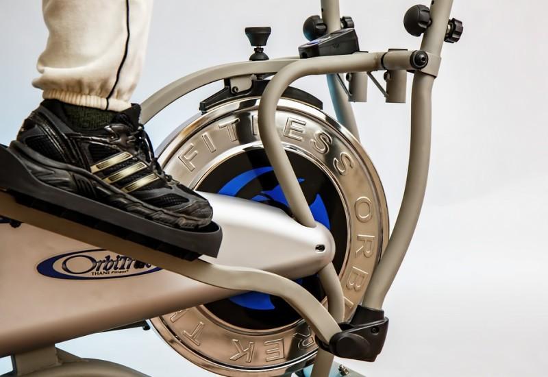 Cyclette ellittica, due attrezzi in uno solo
