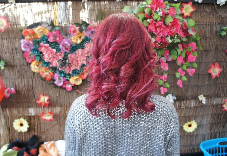 Capelli rosa, come fare e consigli