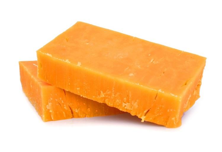 Cheddar, calorie e valori nutrizionali