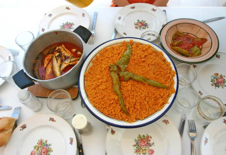 Cous Cous un piatto veloce, gustoso e dietetico