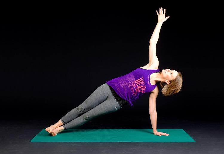 Pilates braccia toniche, esercizi e consigli utili