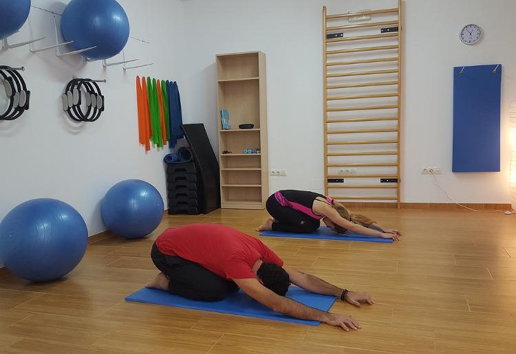 Pilates per migliorare il rapporto di coppia