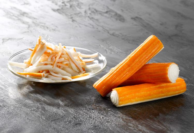 Surimi, calorie e proprietà nutrizionali