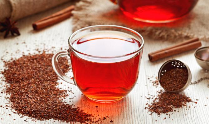 Roiboos, usi e benefici del tè rosso