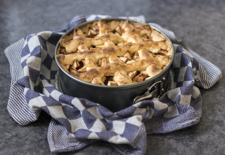 Torta di mele, dalla tradizionale alla Apple Pie Americana
