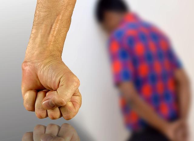 Come si capisce che un uomo è violento?