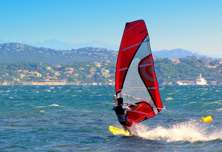 Allenamento per windsurf, a cosa serve e come farlo