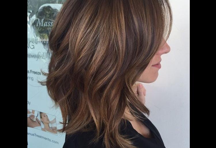 Colore dei capelli: castano chiaro