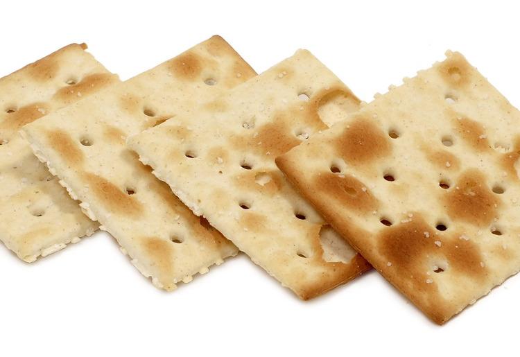 Crackers, calorie, valori nutrizionali e informazioni utili