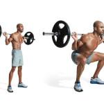 esercizi-gambe-squat