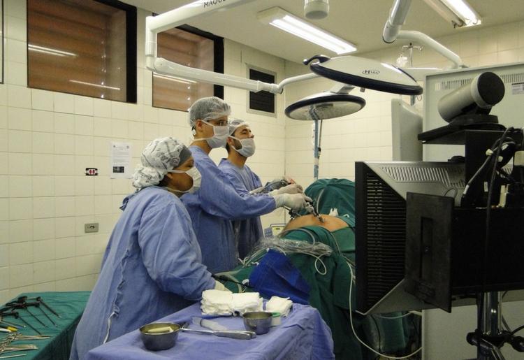 Che cos'è la laparoscopia