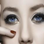 ombretto occhi azzurri