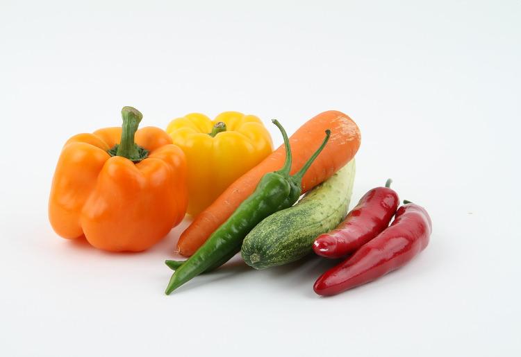 Pinzimonio, proprietà e valori nutrizionali