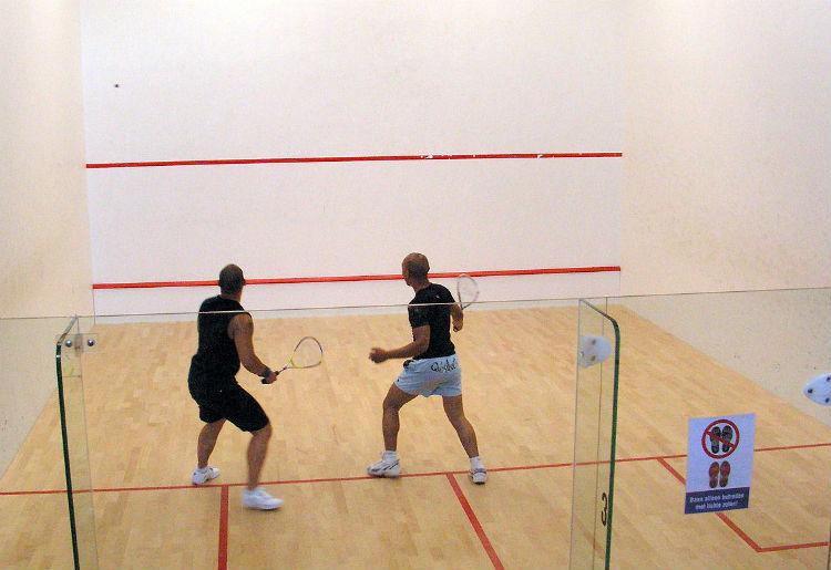 Squash, come si gioca e regole