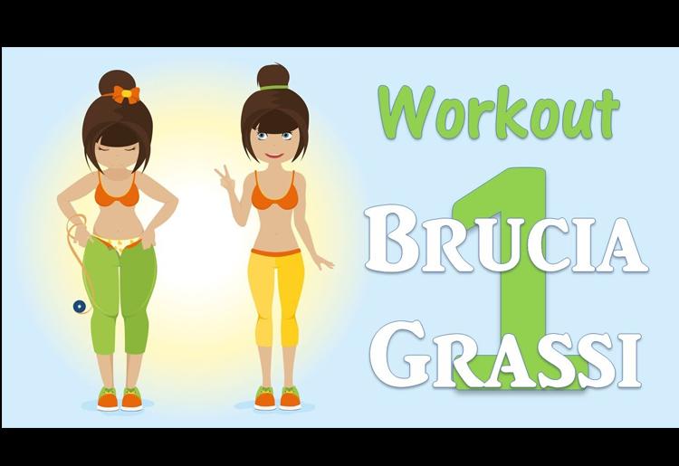 Come bruciare i grassi con il workout